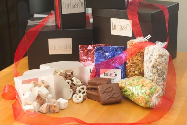Golden Gate Gift Box