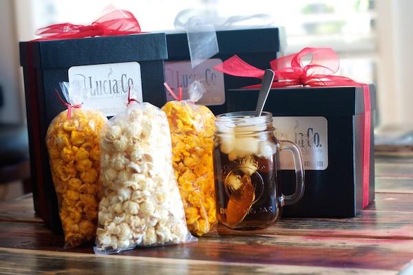 Savory Popcorn Gift Box