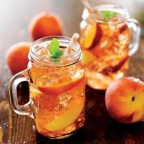 Georgia Peach Iced Tea
